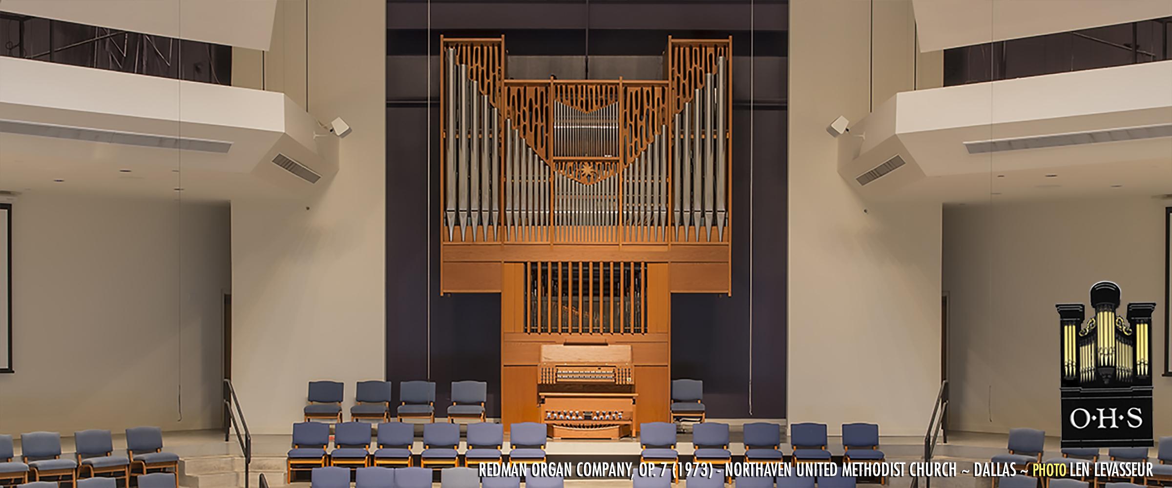 The Organ Historical Society